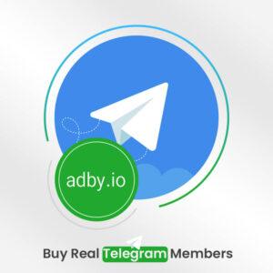Buy Real Telegram Members